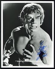 LOU FERRIGNO Autograph SIGNED PHOTO as THE INCREDIBLE HULK