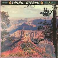 RCA LIVING STEREO LSC-2433 *SHADED DOG* GROFE GRAND CANYON SUITE GOULD EX+/NM