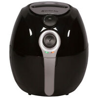 Avalon Bay Airfryer Manual Oilless Electric 3.7 Quart Fryer - AB-Airfryer100