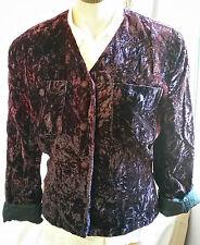 Velvet 1980s Vintage Clothing for Women