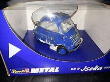 "BWM Isetta 250 ""Frohes Fest"" limiterte Auflage Revell 1/18"