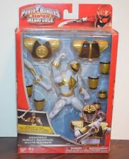 BANDAI Power Rangers Super Mega Force ARMORED MIGHTY MORPHIN WHITE RANGER NIB