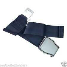 FAA Compliant Airplane Seat Belt Extender - Fits AirTran Airlines & Many Others