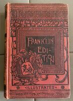 Reminiscenes of Scottish Life and Character 1888 by E.B.Ramsey Franklin Edition