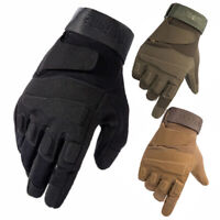 Tactical Military Full Finger Gloves Paintball Airsoft Shooting Combat Mittens