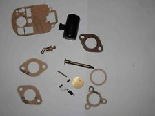 FIAT TOPOLINO WEBER 22 DRS CARBURETOR SERVICE KIT WITH PLASTIC WEBER FLOAT