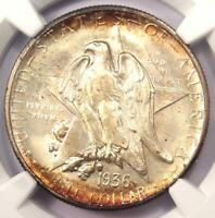 1936-S Texas Half Dollar 50C - Certified NGC MS67 -  Rare in MS67 - $960 Value!