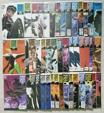 Catwoman Vol 3 #1-43 LARGE NEAR COMPLETE RUN (2002) 44 total comics!