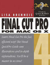 Final Cut Pro 4 for MAC OS X: Visual Quickpro Guide with Computing Mousemat by
