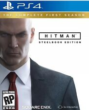 Hitman: The Complete First Season (PS4) 2017 Disc Only