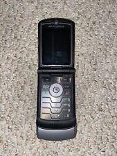 Motorola Razr V3m - Silver (Verizon) Cellular Phone (Defective)