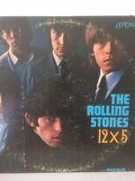 Rolling Stones - 12 x 5 (LP Vinyl - VG Condition)