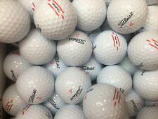 Titleist TruFeel.12 Premium Aaa Used Golf Balls.Free Shipping!