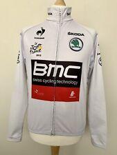 BMC 2012 Tour de France best young rider white van Garderen cycling shirt jersey