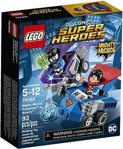 Lego Mighty Micros Superman vs. Bizarro (76068)