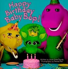 Happy Birthday Baby Bop by Linda Cress Dowdy (1995, Paperback)