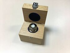 Sartorius 200g Class M1 Calibration Weight in Wooden Box