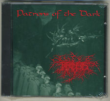 Paralysis - Patrons Of The Dark Rare OOP GRIND CORE CD - New - MINT - Sealed!!!!