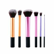6PCS Cosmetic  Contour Foundation Core Collection Makeup Brushes