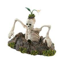 Dept 56 Halloween 2012 GRAVE ESCAPE #4025397 NRFB Snow Village Skeleton Acc *