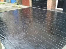 More details for imprinted concrete colour driveway sealer paint pattern imprint 20 litre