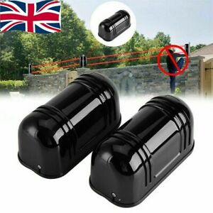 100M Security Sensor Alarm Dual Beam IR Infrared Detector Module Burglar