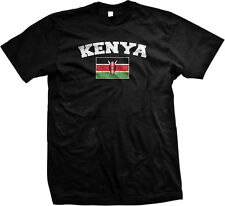 Kenya Republic Of Kenya Nairobi Let Us All Pull Together Mens T-shirt