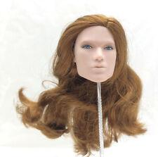 Fashion Royalty brown golden hair Japan skintone integrity male Tenzin doll head