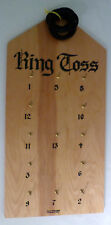 "RING TOSS GAME Wood Vintage 23"" WORLD WIDE GAMES England Pub UNUSED"