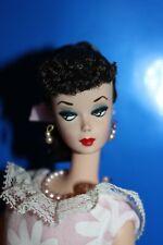 """Repaint - Ooak Silkstone """"Fancine"""" Doll by Lolax's Japanese Print Dress"""