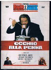 POLIZIOTTO OCCHIO ALLA PENNA  vol 17 BUD SPENCER DVD EDITORIALE  SIGILLATO!!!