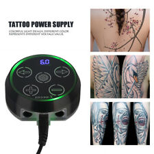 Colorful Digital LED Touch-screen Tattoo Power Supply Touch Tattoo Machine US