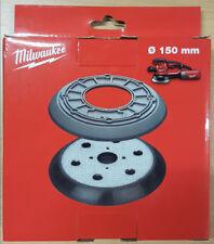 Milwaukee ROS150 Ersatzschleifteller Ø 150 mm AEGEX150 SCHLEIFTELLER 150MM 6LOCH