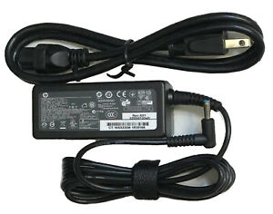 45W Genuine HP Laptop Charger Power Adapter For 740015-002 740015-003 741727-001