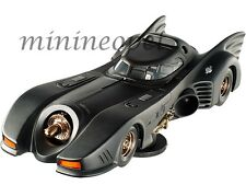 HOT WHEELS ELITE BLY24 1992 BATMAN RETURNS 1989 BATMOBILE 1/18 MICHAEL KEATON