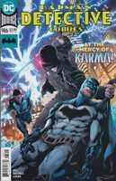 DETECTIVE COMICS #986 dc comics BATMAN  COVER A 1ST PRINT