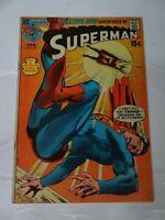 Superman Comics  #234 vtg comic DC comics Comic book