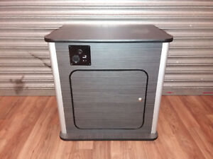 Hacienda Black VW T4 T5 T6 Vito Lightweight Ply Camper Furniture Pod Unit