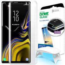 Whitestone DOME Glass 3D Full Kit +UV   Szkło hartowane Glas   Galaxy Note 9