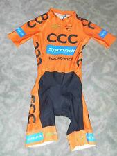 Team CCC Sprandi Aero Skinsuit / Zeitfahranzug