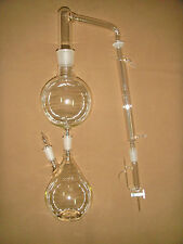Essential oil steam distillation kit,(Filling entrance=60MM Ground joint)