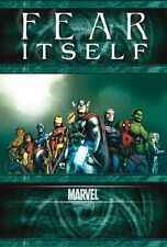 FEAR ITSELF # 1 VARIANT-COVER - COMIC ACTION 2011 - PANINI - Lim. 333 Ex. - TOP