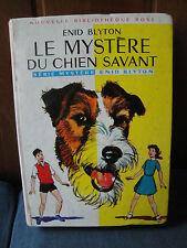 Enid Blyton- B.Rose -Le Mystère du Chien Savant -1967