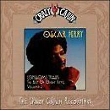 Oscar Perry Lonesome Train Best Of CD NEW SEALED