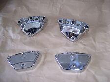 Harley Davidson Touring  front wheel  brake calipers chrome EXCHANGE