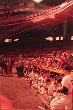 OCTOBER 1959 CHICAGO WHITE SOX COMISKEY PARK WORLD SERIES KODAK SLIDE PHOTO