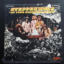 Steppenwolf - At Your Birthday Party LP VG DS-50053 Dunhill 1969 Vinyl Record