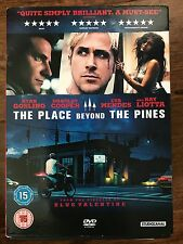 Ryan Gosling Bradley Cooper PLACE BEYOND THE PINES ~ 2013 UK DVD w/ Slipcover