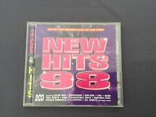 2CD NEW HITS 98 - 40 Tracks Dion Oasis Backstreet Boys All Saints Imbruglia