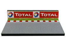 Diorama présentoir Circuit Total - 1/43ème - #43-2-Q-N-004